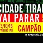 03/10 - Hip-Hop Revolução: o Rap, Reggae e Samba-Rock são Irmãos!